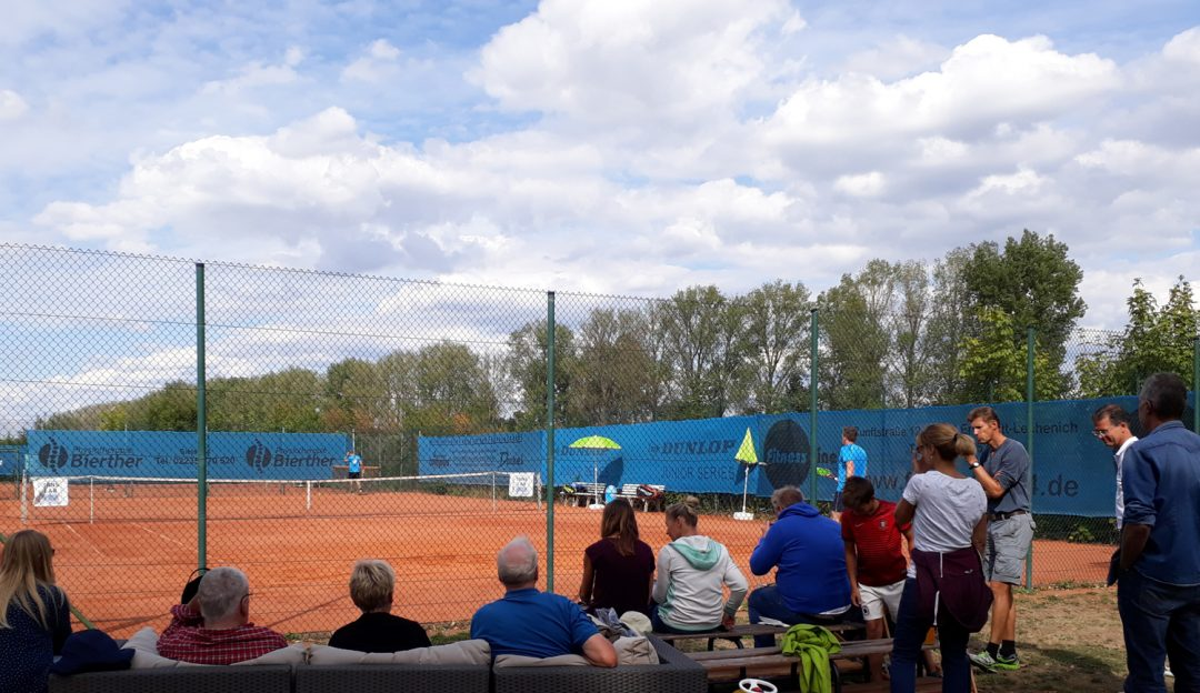 Holger Kürmann und Jan Küsters erfolgreich bei den Lechenich Open 2018