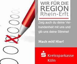 """TSE macht mit bei der Aktion """"Wir für die Region Rhein-Erft"""""""