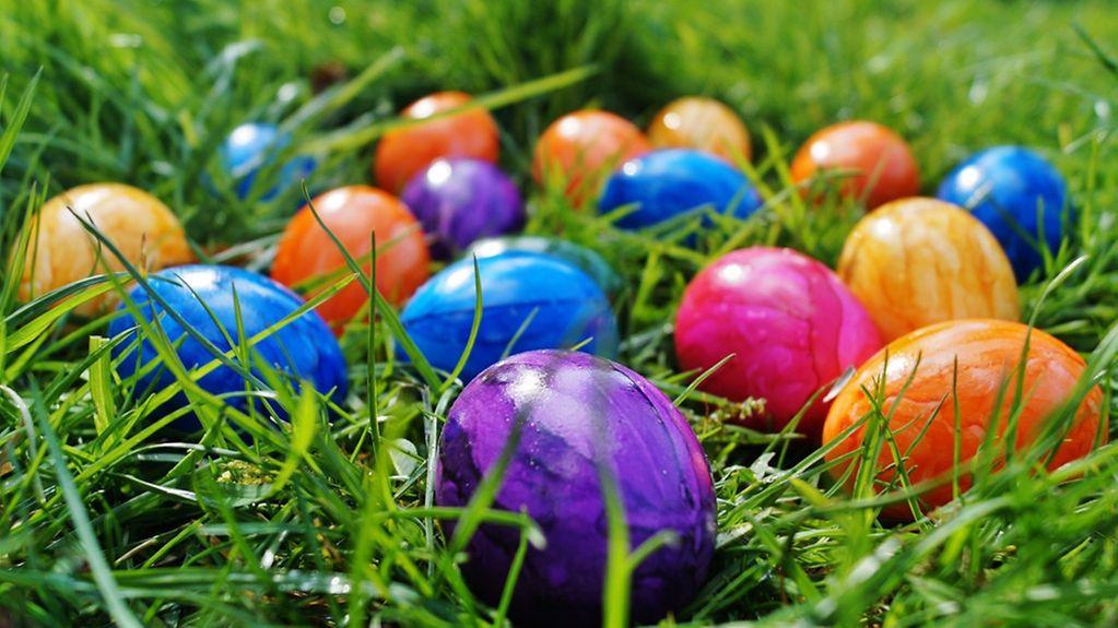 Herzlichste Grüße zum Osterfest!