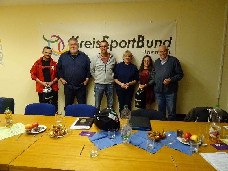 Kreissportbund dankt dem TSE