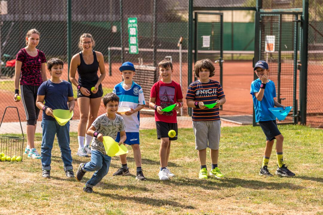 Kinder und Jugend Training