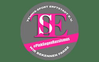 Internationale Wochen gegen Rassismus vom 15. bis 28. März 2021Tennis-Sport Erftstadt e.V. bekennt Farbe #PinkGegenRassismus